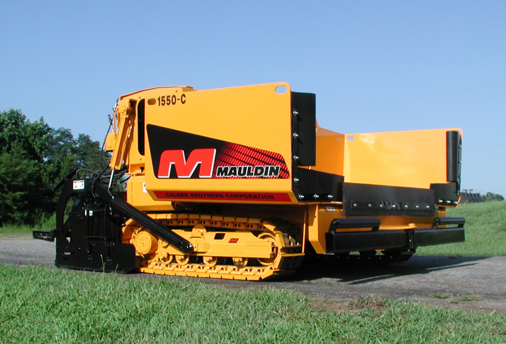 King Machinery: Asphalt Paving Equipment & Construction