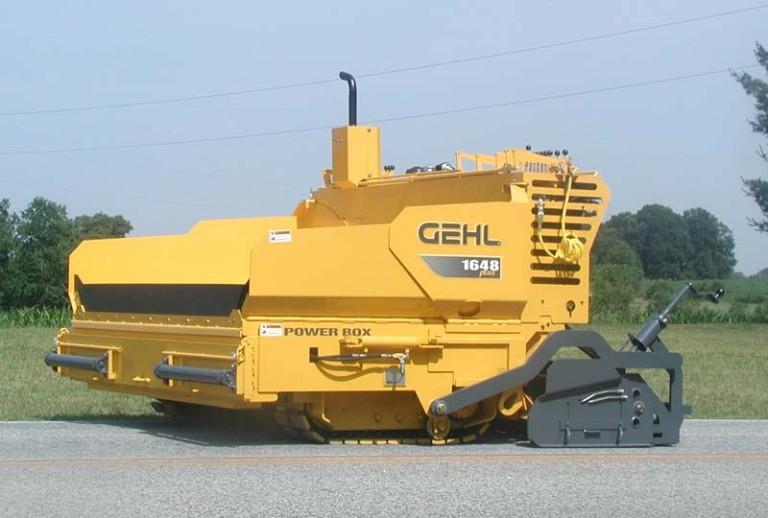 New: Gehl 1648 Plus