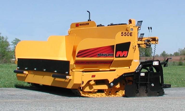 Mauldin 550E