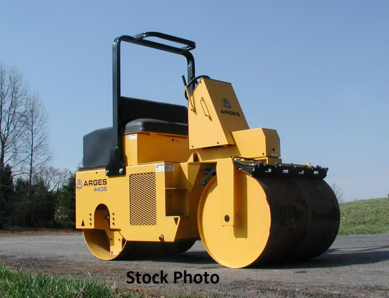 Used 2008 Arges 4436 Roller