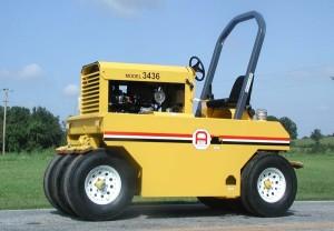 anders 3436 pneumatic roller