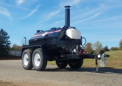 Anders 550 Hot Tack Deluxe with Operators Platform and Spray Bar