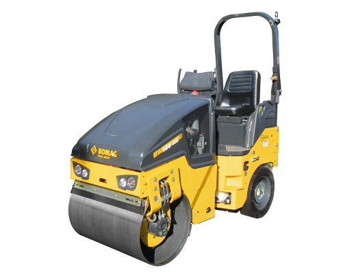 Bomag 100 AC-5 Combination Roller