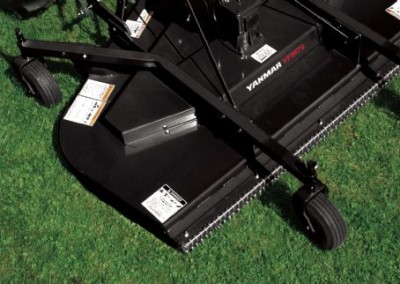 Yanmar Finish Mower