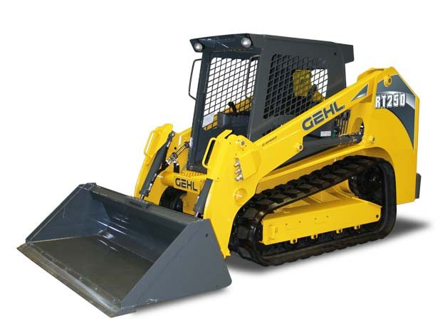 New Gehl RT250 Track Loader