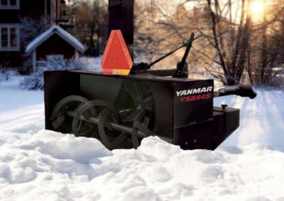 Yanmar Snow Blowers