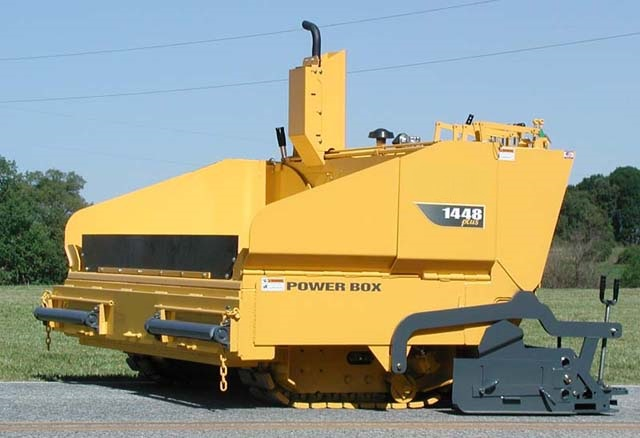 New Power Box 1448 Plus Paver