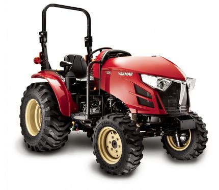 New YT235 OPEN PLATFORM TRACTOR WITH ROPS