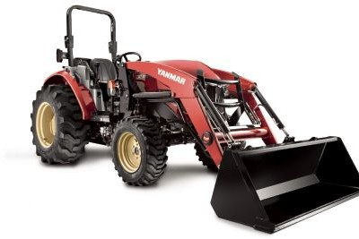 New Yanmar YT347 Open Platform Tractor with ROPS