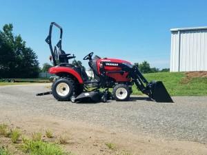 Yanmar Tractor
