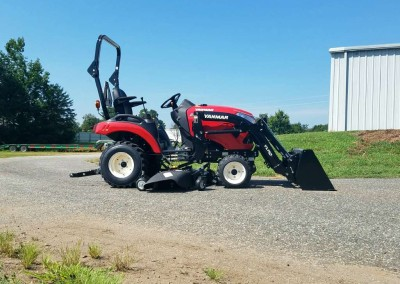 New Yanmar 221-TLD Front Loader