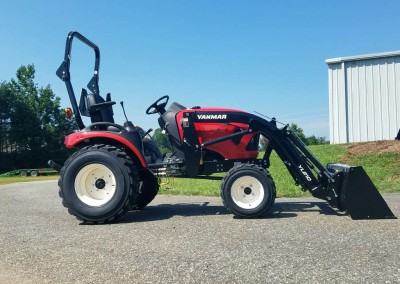 New Yanmar 424-TL Tractor