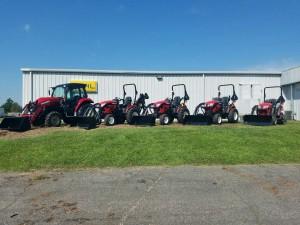 yanmar tractors