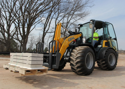 New Gehl 750 Articulated Loader