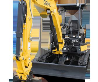 New Gehl Z35 Gen:2 Compact Excavator
