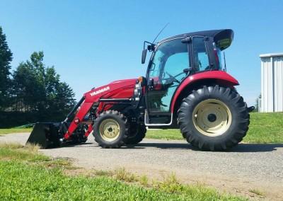 New Yanmar Tractor YT359C