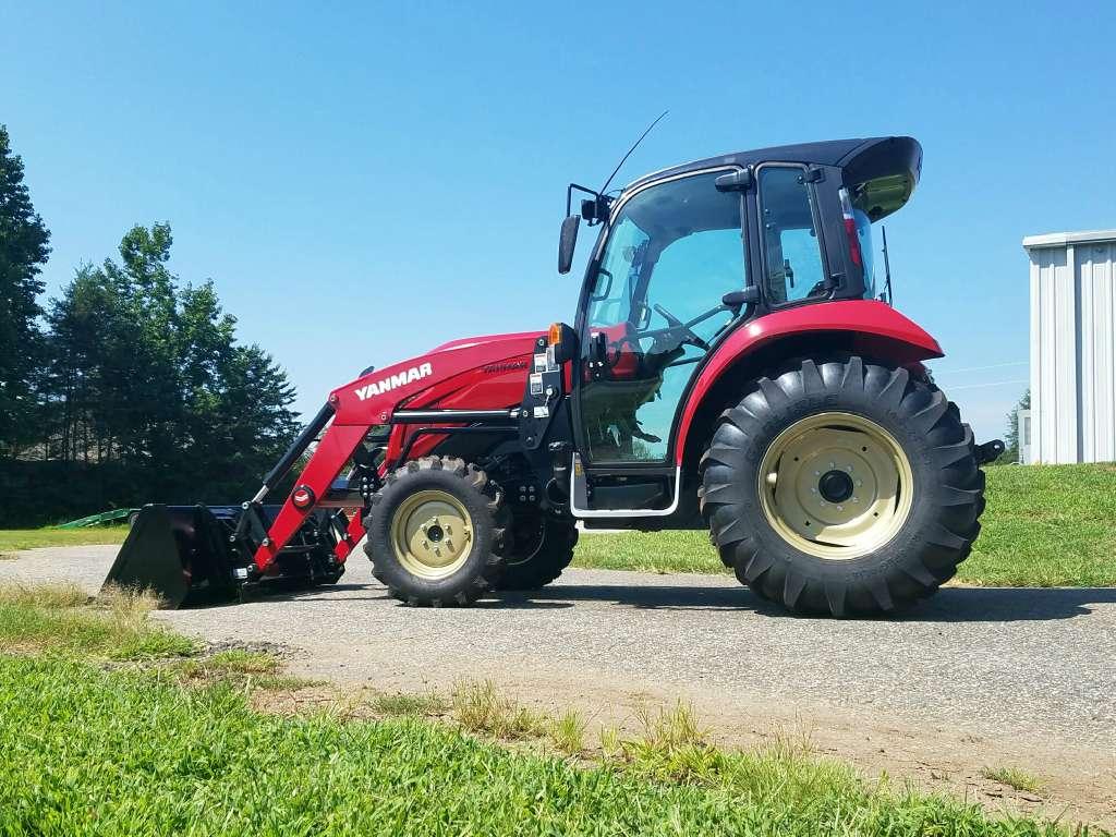 Yanmar 2500 Parts : New yanmar tractor yt c king machinery