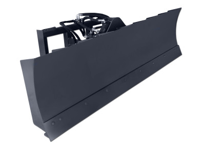 CID X-treme Skid Steer 6-Way Dozer Blade Attachment