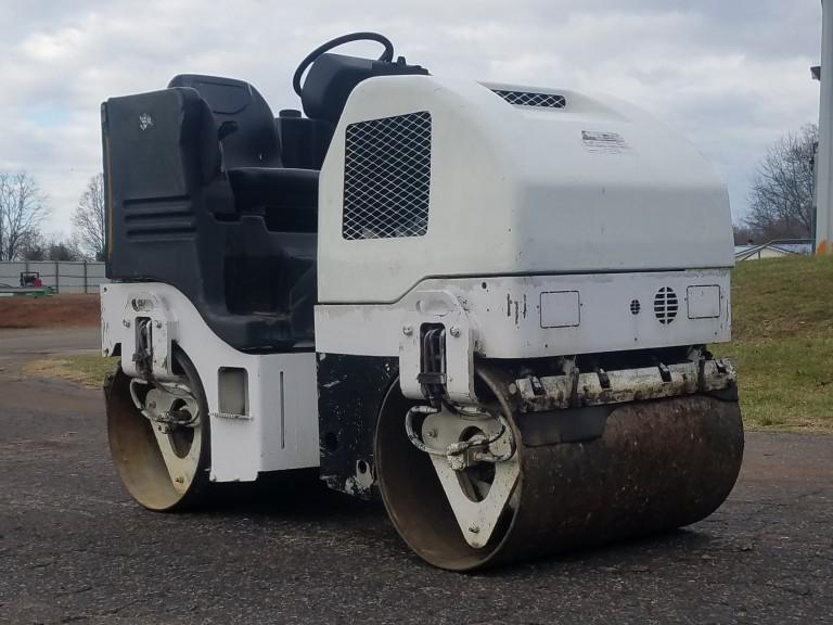 Bobcat BCA14 Diesel Roller