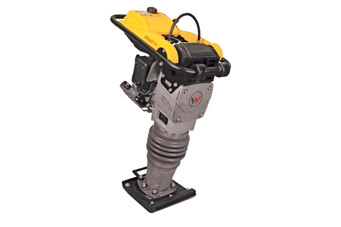 Wacker Neuson Four-Cycle Rammers