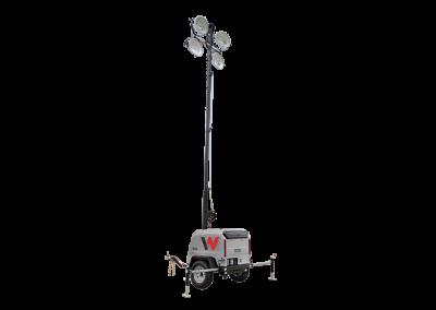 Wacker Neuson Light Tower-Compact Vertical Mast