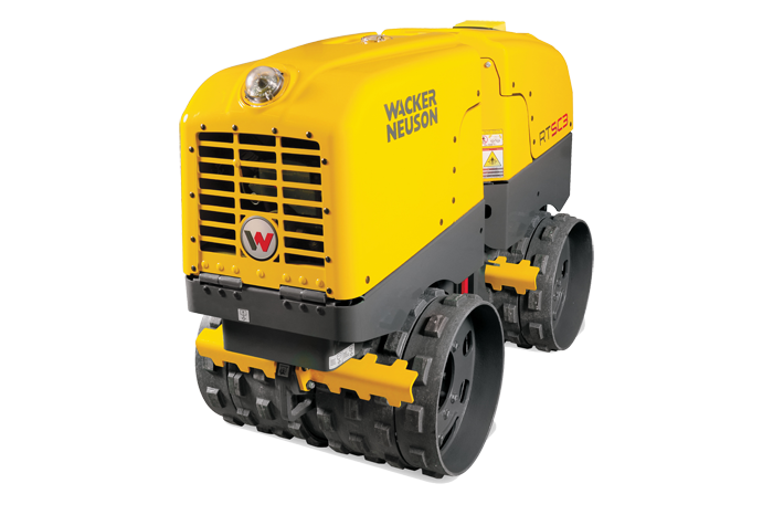 Wacker Neuson Smart Vibratory Trench Roller