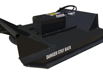 CID Standard Duty Skid Steer Brush Cutter Attachment
