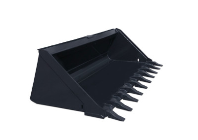 CID Track Loader Buckets