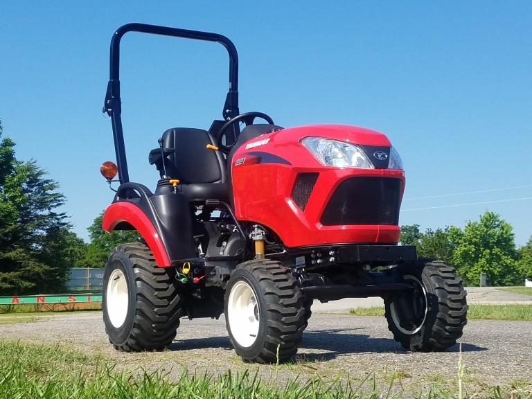 New Yanmar 221 Tractor