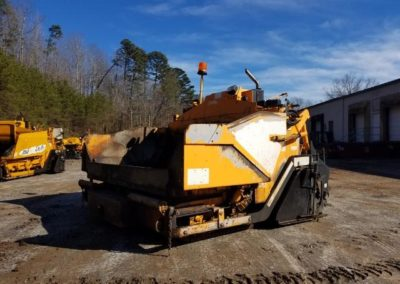 2009 LeeBoy 1000F Diesel, Track Paver with 8′-13′ Legend Screed