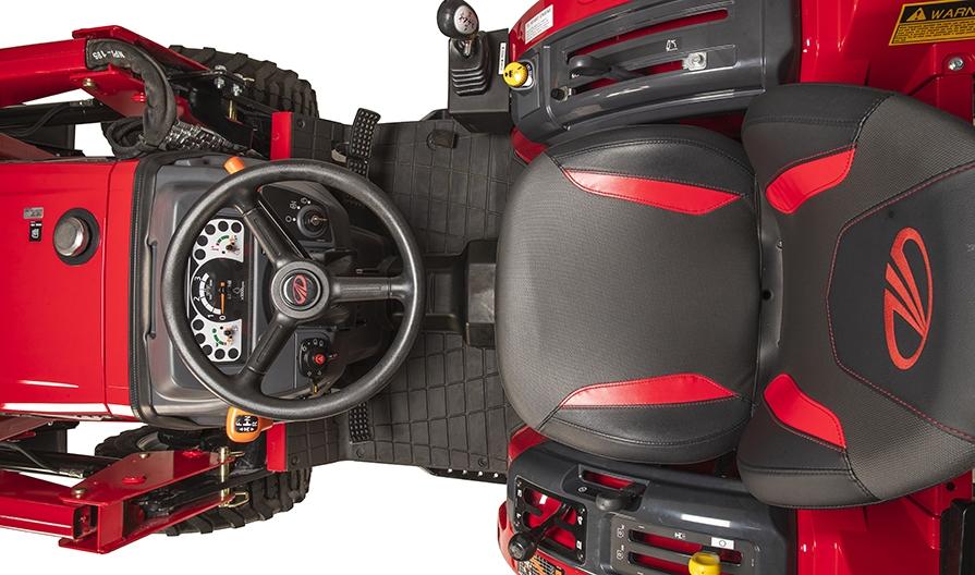 Mahindra 1626 HST console