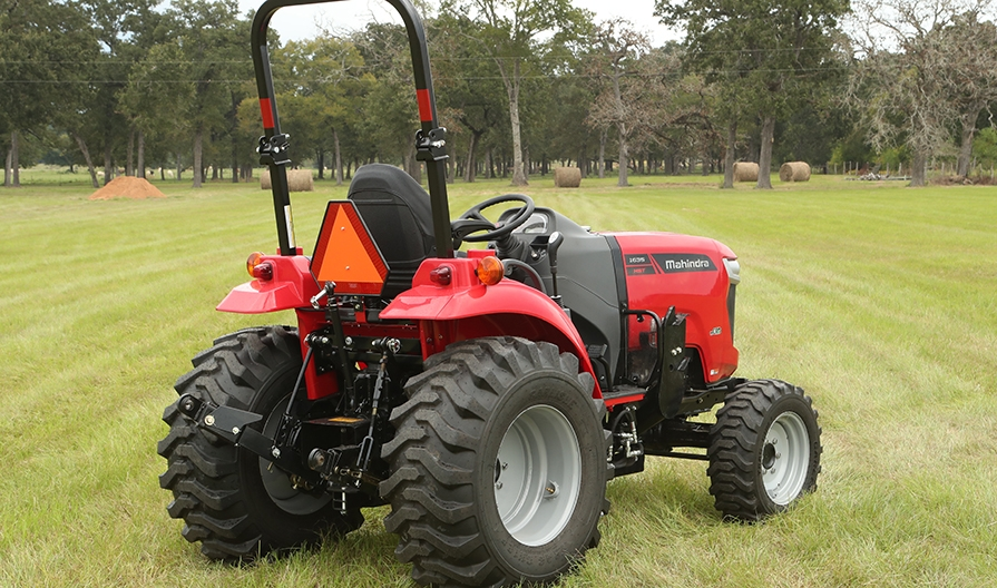 Mahindra 1635 3 point