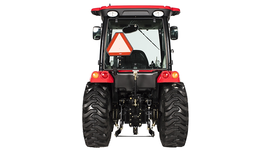 Mahindra 2638 Cab 3 point