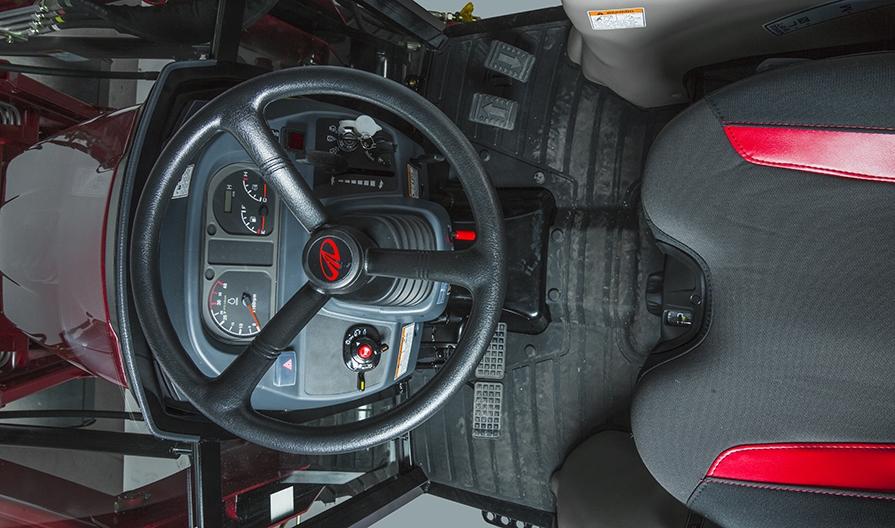 Mahindra 2638 Cab Console
