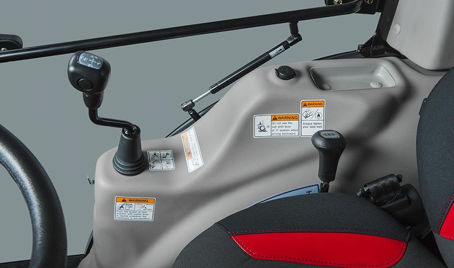 Mahindra 2638 Cab Joystick