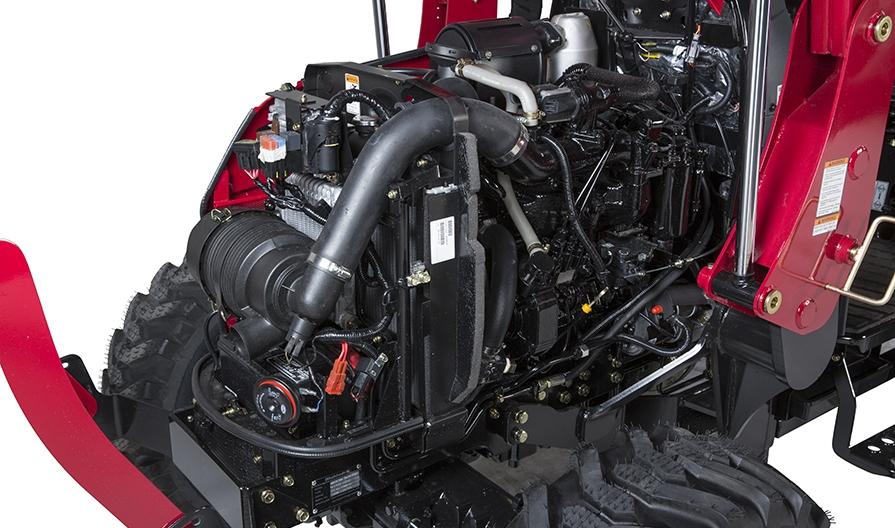 Mahindra 2638 Engine