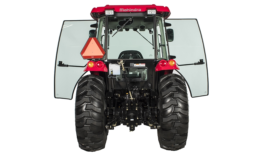 Mahindra 2655 Cab 3 point