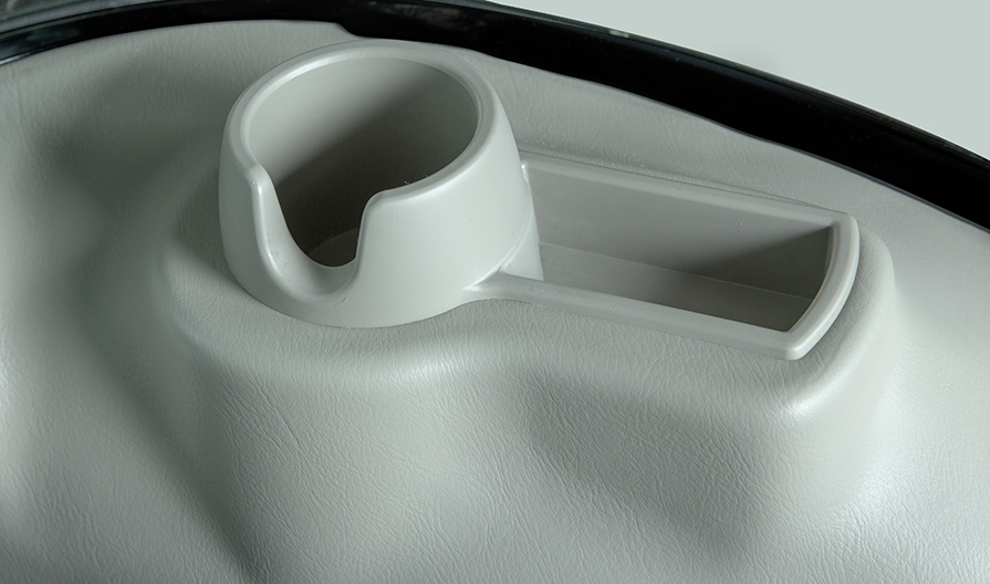 Mahindra 2655 Cab Cupholder
