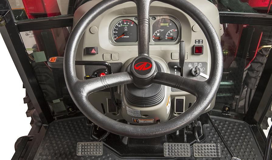 Mahindra 2655 Cab Dash