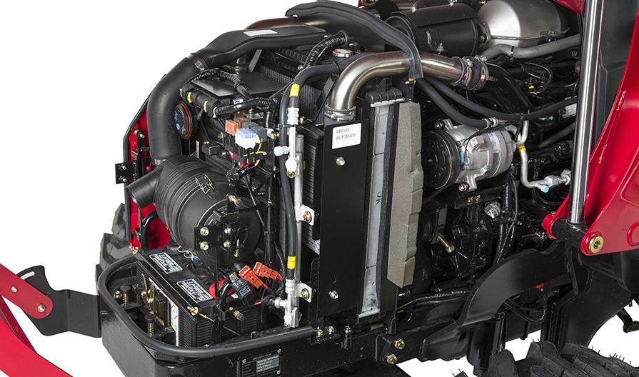 Mahindra 2655 Cab Engine
