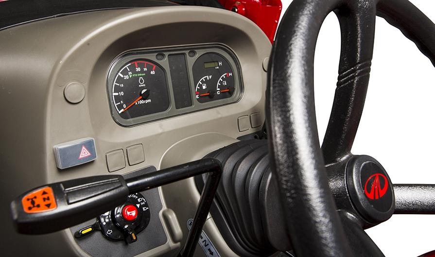 Mahindra 2655 Dash