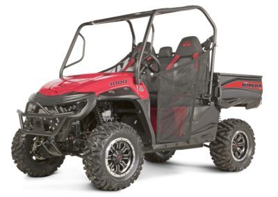 Mahindra Retriever 1000 Gas Standard