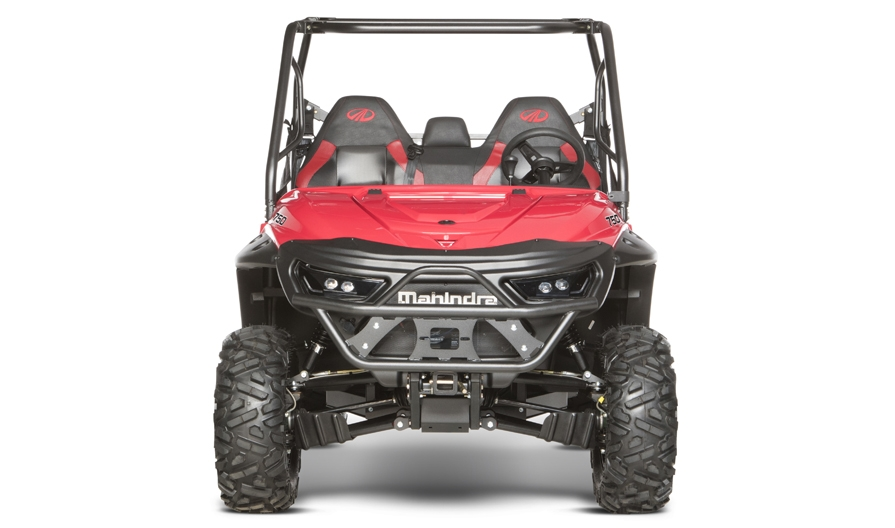Mahindra_Retriever750 S_Red_F_HR
